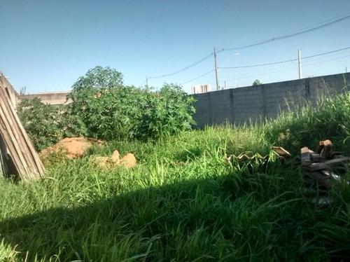 Terreno - Jardim Terras Da Conceicao - Ref: 9668 - V-9668