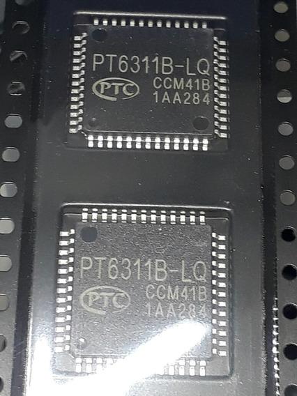 Ci Pt6311b-lq Processador Do Display