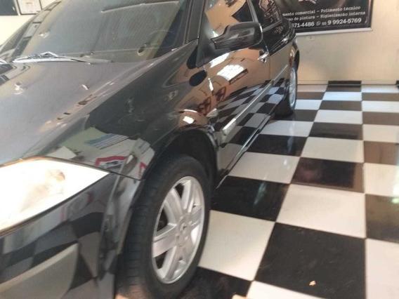 Megane Sedan Automático