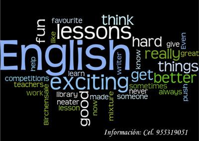 Profesor De Ingles - English Teacher - Clases Personalizada