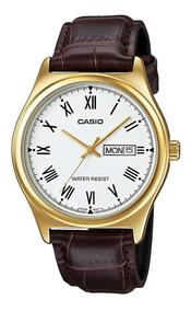 Relógio Masculino Casio Mtp-v006gl-7budf Rev. Autorizada Nfe