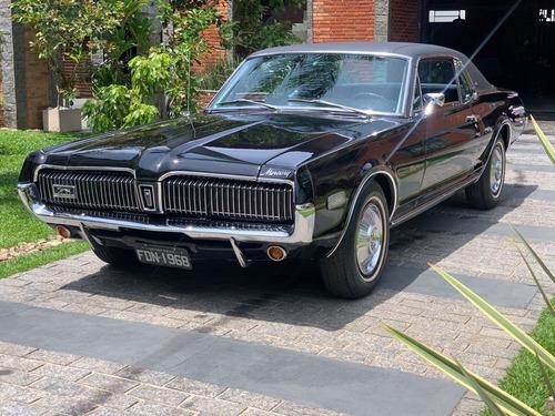 Imagem 1 de 13 de Mercury Cougar 1968