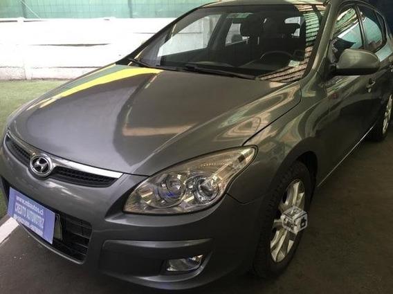 Hyundai I30 Gls 1.6, 2010, Credito Con 30% Pie