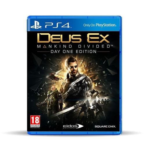 Deus Ex One Day Edition (nuevo) Físico, Macrotec