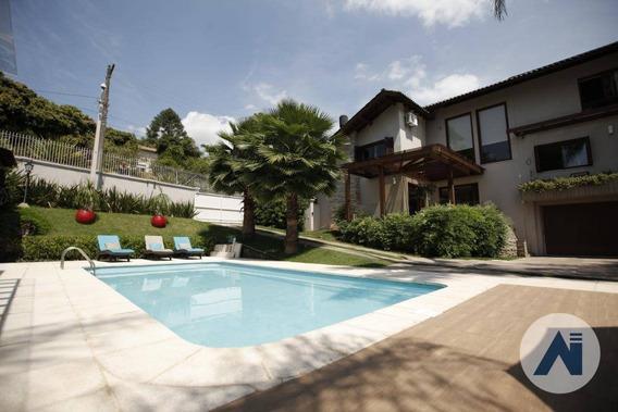 Casa Com 6 Dormitórios À Venda, 535 M² Por R$ 2.950.000 - Jardim Mauá - Novo Hamburgo/rs - Ca2647