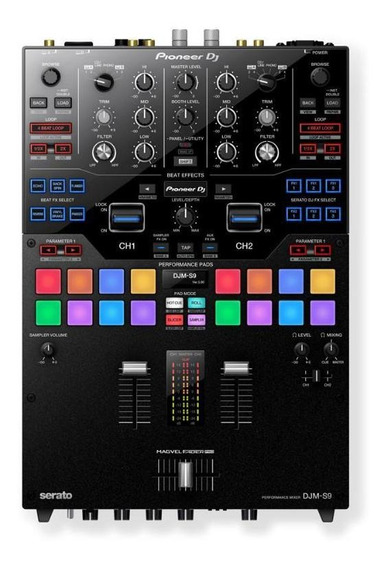 Mixer Pioneer Djm-s9 Com Nota Fiscal E Garantia De 1 Ano