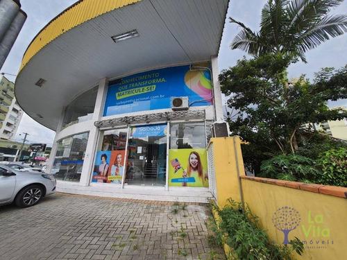 Loja Comercial Para Alugar No Bairro Da Velha - Lo0060