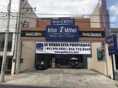 Edificio En Venta Monterrey N.l. Av. Paseo De Los Leones.