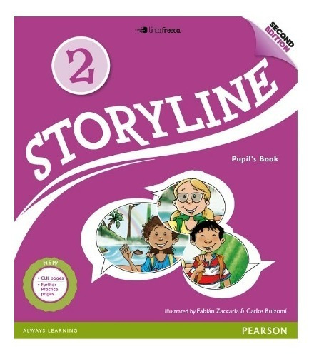 Libro Storyline 2 Pupil