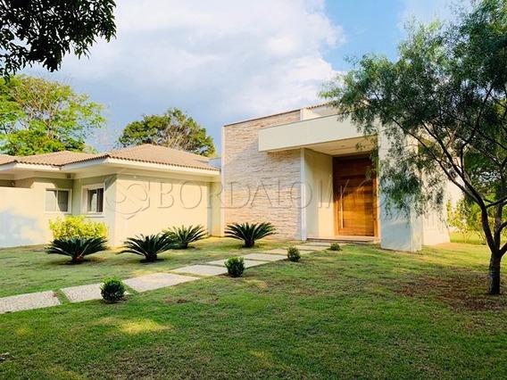 Maravilhosa Casa Moderna, Com 419,82m², 2 Pavimentos, 4 Suítes, Com Habite-se! - Villa119368