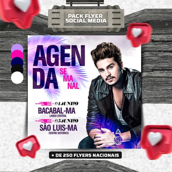 Pack Social Media 200 Artes Nacionais + 600gb De De Arquivos