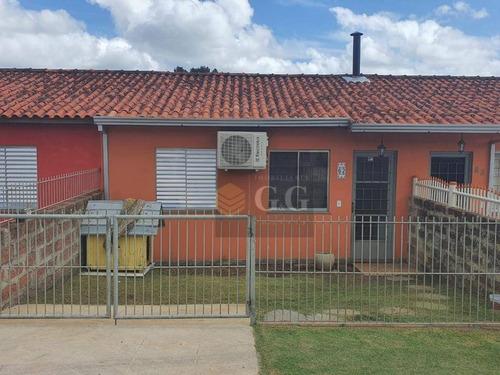 Imagem 1 de 20 de Casa Com 2 Dormitórios À Venda, 69 M² Por R$ 170.000,00 - Tarumã - Viamão/rs - Ca0842