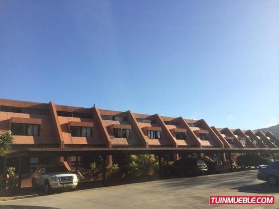 3 Townhouses En Venta 20-10719 La Trinidad
