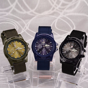 Relógio Militar, Gemius Army, Relógio De Alta Qualidade.
