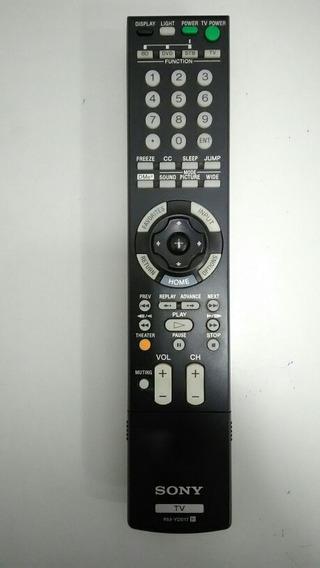 Controle Remoto Rm-yd017 Sony Home Theater Original Novo