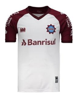 Camisa Bravo35 Caxias Do Sul Ii 2018 Com Número