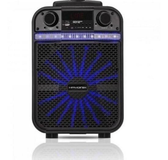 Caixa Multiuso Portátil Bluetooth 100w Go Power 100 Hayonik