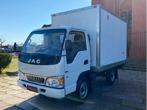 Jac Hfc1035k Furgon 2021 Como 0km (( Gl Motors )) Financio