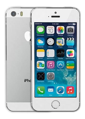 Apple iPhone 5s 16gb Tela 4.0 Retina 4g 8mp Anatel Outlet