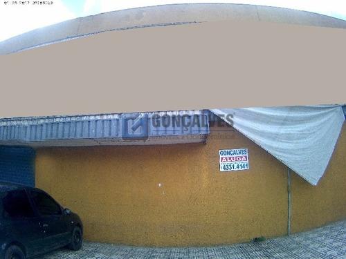 Locação Salao Sao Bernardo Do Campo Centro Ref: 3529 - 1033-2-3529