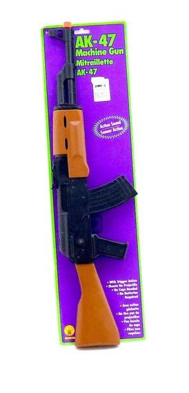 Metralleta De Juguete Ak-47