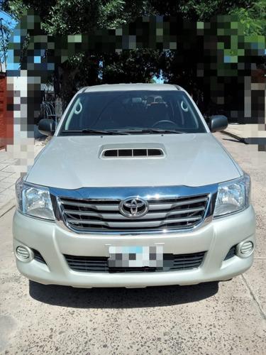 Toyota Hilux Sr 3.0 4x2 2015