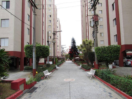 Apartamento Com 3 Dormitórios À Venda, 67 M² Por R$ 340.000,00 - Freguesia Do Ó - São Paulo/sp - Ap0664