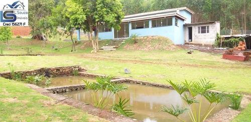Imagem 1 de 10 de Chácara Para Venda Em Pinhalzinho, Zona Rural, 2 Dormitórios, 1 Vaga - 1034_2-1186163