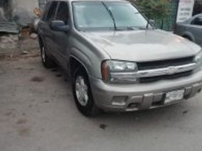 Chevrolet Trailblazer Ext ( Imp ) Modelo 2002