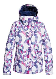 Campera Mujer Roxy Jetty Wbb3 Ski Snow Urbano