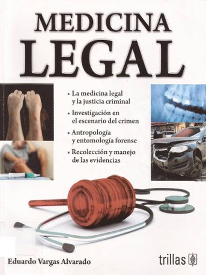 Medicina Legal - Eduardo Vargas