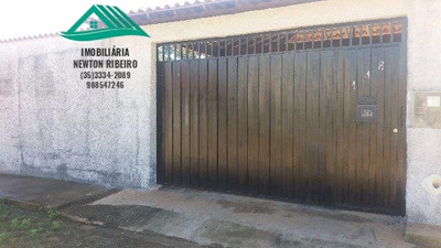 Casa A Venda No Bairro Bairro Beira Rio Em Piranguinho - Mg. - 214-1