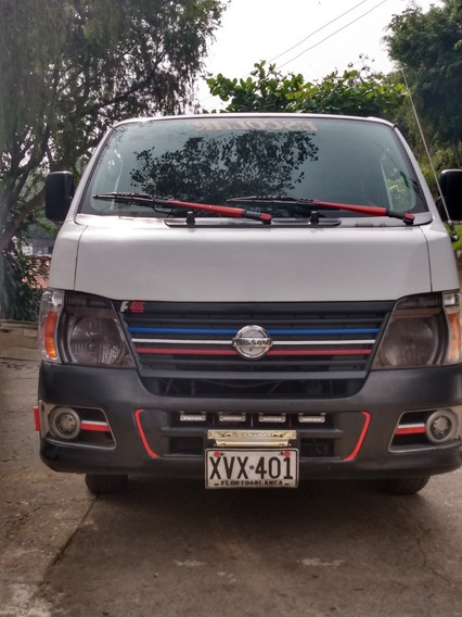Nissan Urvan 3.0 2008