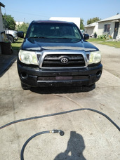 Toyota Tacoma Extra Cab