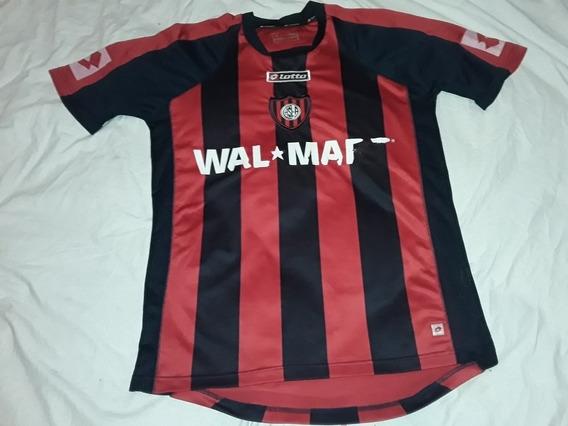 Camiseta Ca San Lorenzo Lotto 2008 T L
