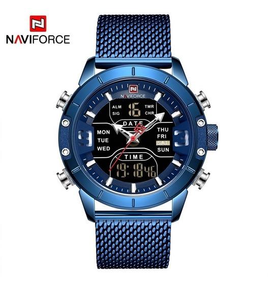 Marca De Luxo Homens Esportes Relógios Homens Quartzo Led R