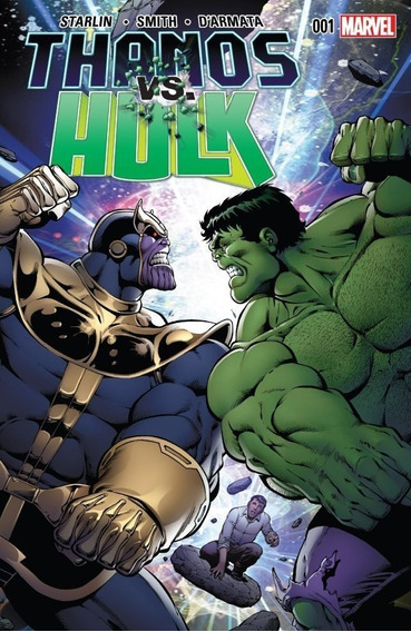 Thanos Vs Hulk #1 (2014) Marvel