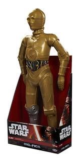 Muñeco Gigante Star Wars C3po, 45 Cm. Quepeños