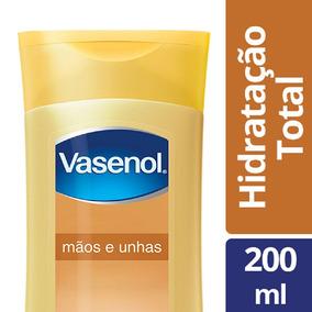 Loção Hidratante Desodorante Para Vasenol Maos E Unhas 200ml