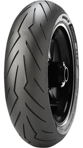 Cubierta Pirelli 180 60 Zr 17 Diablo Rosso 3 75w Tl Fasmotos