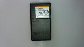 Carregador De Bateria Fuji Para Câmera Fotográfica C/bateria