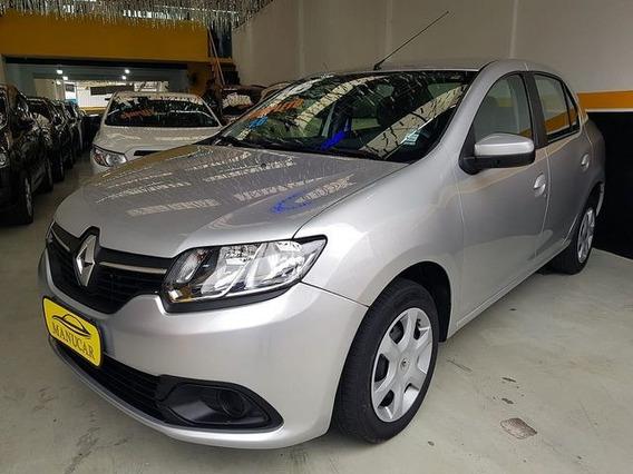 Renault Logan 1.6 16v Sce Expr 2016
