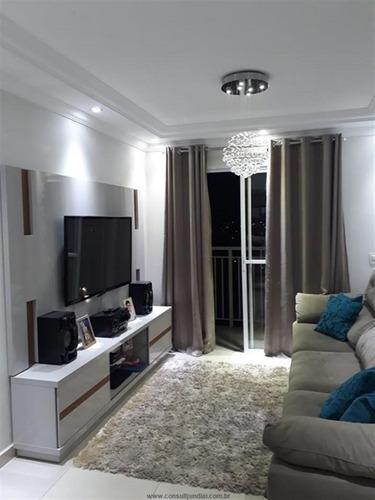 Imagem 1 de 21 de Apartamentos À Venda  Em Varzea Paulista/sp - Compre O Seu Apartamentos Aqui! - 1451348