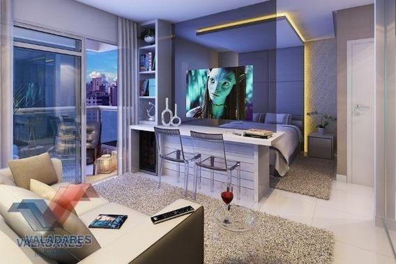 Apartamento 1 Quarto Para Venda Em Palmas, Plano Diretor Sul, 1 Dormitório - 176986