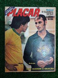 Revista Placar - Numero 82