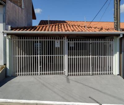 Casa Com 2 Dormitórios À Venda, 70 M² Por R$ 300.000 - Residencial Bosque Dos Ipês - São José Dos Campos/sp - Ca0941