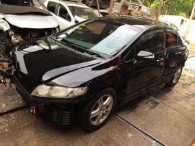 Sucata Vendo Somente Peças Honda Civic 1.8 Exs Aut. 4p 2007