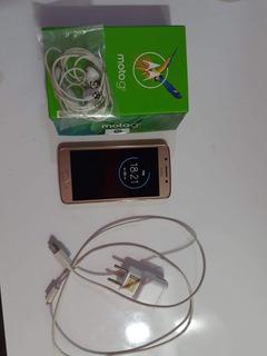 Motorola G5 Play Ouro - 32 Gb