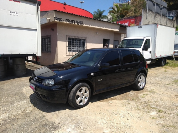 Volkswagen Golf 1.6 Flash Total Flex 5p 2006 Segundo Dono