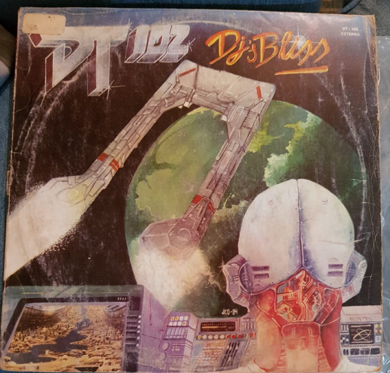 Dt102 Djs Bliss (disco Tipo Gapul) (mb) (kikefpvinilos)